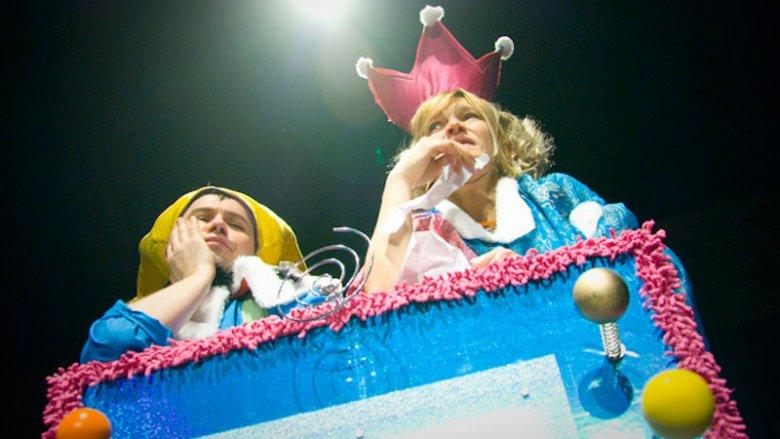 Mamy dla Was podwójne zaproszenie na spektakl w Teatrze Gry i Ludzie (fot. mat. Teatr Gry i Ludzie)