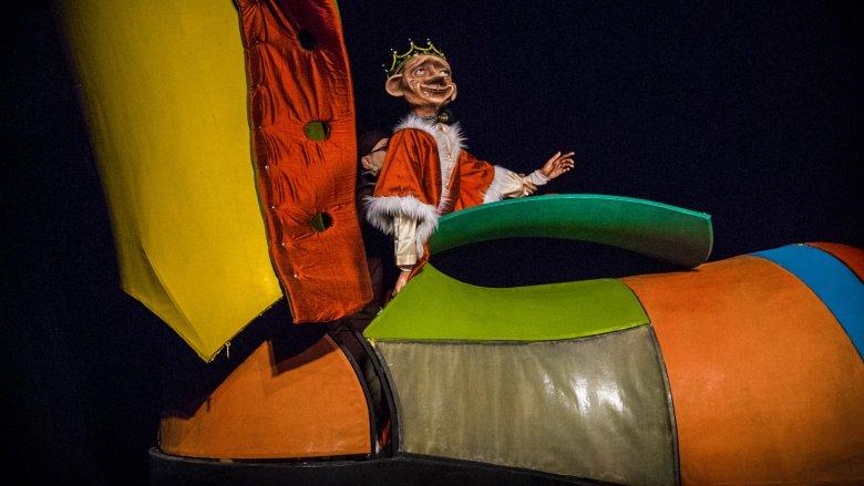 Spektakl inspirowany klasyczną baśnią zobaczycie 24 stycznia w Teatrze Gry i Ludzie (fot. mat. Teatr Gry i Ludzie)