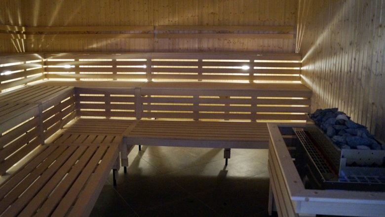 Do strefy saun będzie obowiązywać odrębny bilet wstępu (fot. SilesiaDzieci.pl)