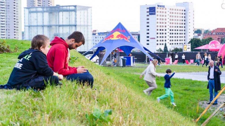 Dzieci do 12. roku życia wchodziły na festiwal za darmo