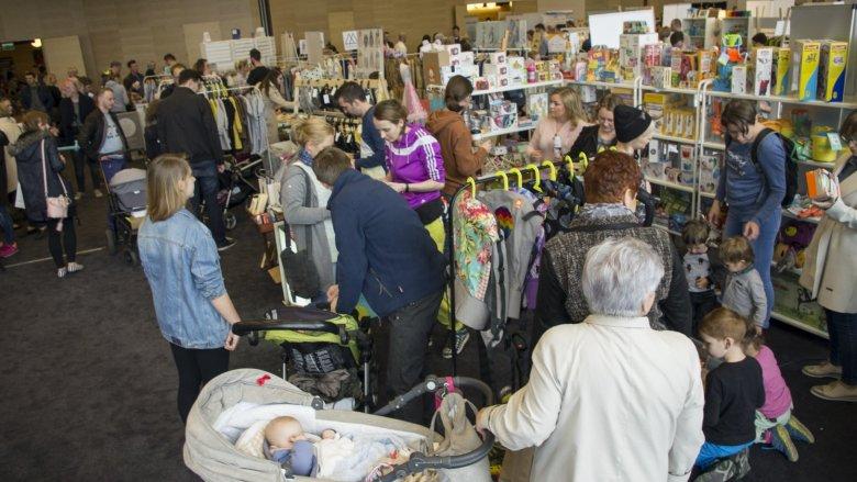 Silesia Bazaar Kids vol. 2 odbyły się 24 kwietnia (fot. Silesia Bazaar)