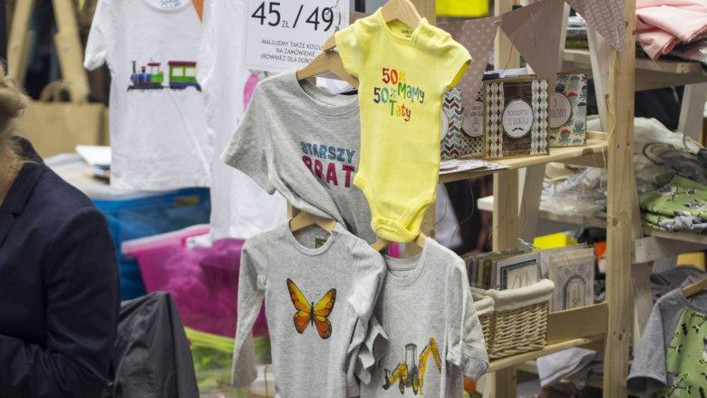 Na targach można było ogladać produkty ponad 80 wystawców (fot. Silesia Bazaar)