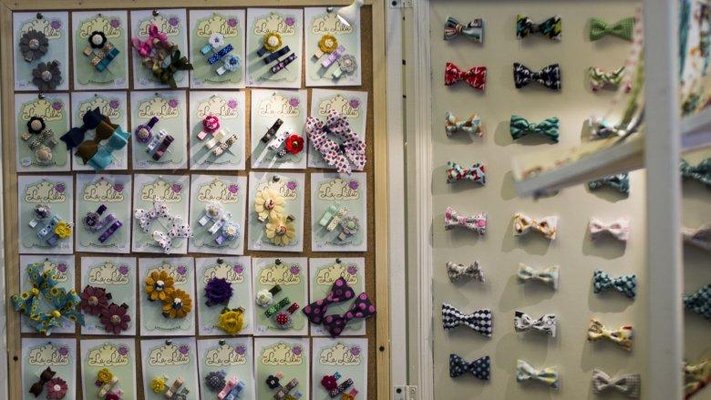Wystawcy prezentowali ciekawe produkty wysokiej jakości (fot. mat. Silesia Bazaar)
