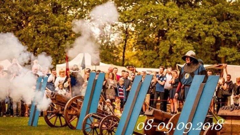 Bytomski Jarmark Średniowieczny to moc atrakcji dla całej rodziny (fot. mat. organizatora)