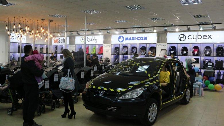 Salon TOSIA.pl w Siemianowicach Śląskich - otwarcie (fot. mat. sklepu)