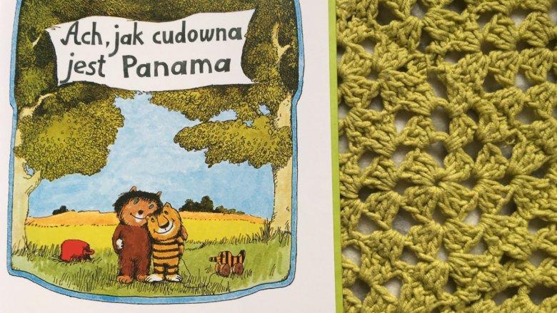 """Nowe wydanie książki pt. """"Ach, jakc cudowna jest Panama"""" zachwyca kultowymi ilustracjami Janoscha (fot. Ewelina Zielińska/SilesiaDzieci.pl)"""