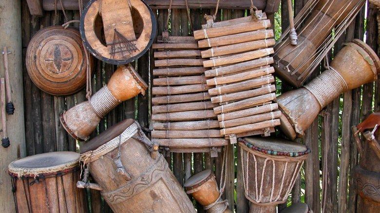 """""""Instrumenty świata"""" to warsztaty, które odbędą się w Muzeum Śląskim (fot. pixabay)"""