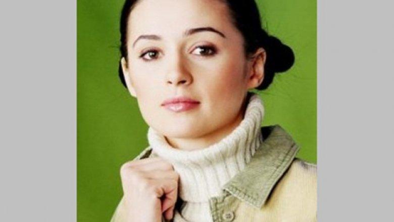 Aktorka Agnieszka Grochowska jest ambasadorką programu Strefa Rodzica (fot. Andrzej Piasecki Foksal Web Studio)