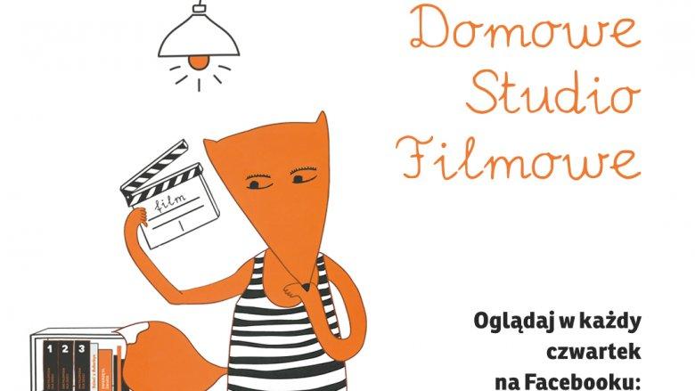 """""""Domowe Studio Filmowe"""" zostało przygotowane specjalnie z myślą o rodzinach z dziećmi (fot. mat. organizatora)"""