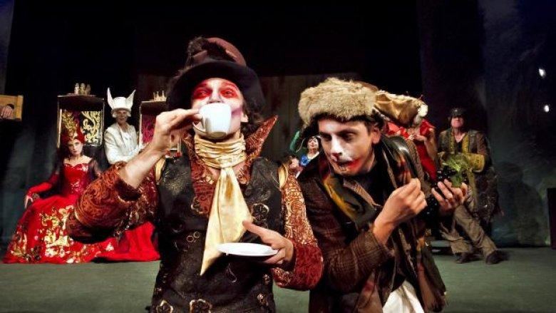 Spektakl przeznaczony jest dla widzów od siódmego roku życia (fot. materiały Teatru Zagłębia)