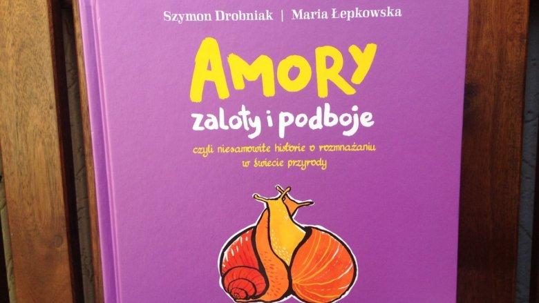 Dzięki lekturze tej książki maluchy poznają wiele ciekawostek ze świata przyrody (fot. Ewelina Zielińska/SilesiaDzieci.pl)