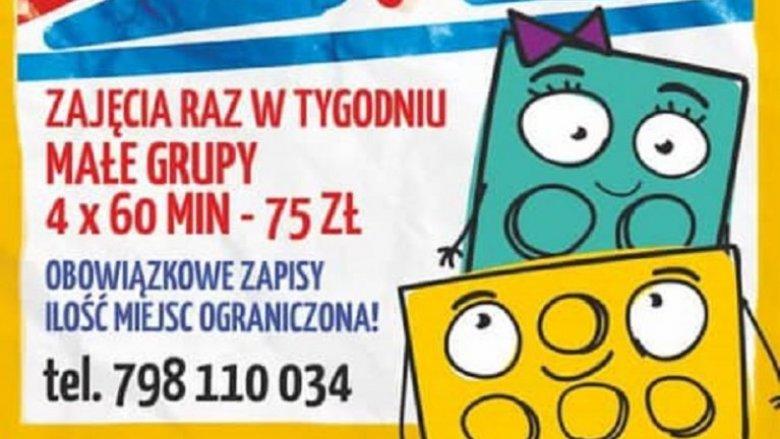 Zajęcia skierowane są do dzieci od 5. roku życia (fot. mat. organizatora)