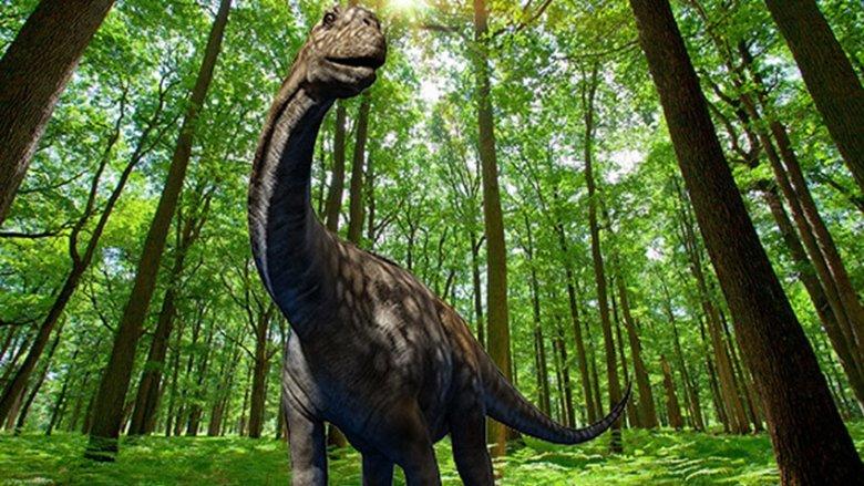 21 kwietnia nastąpi odsłonięcie repliki największego na świecie dinozaura (fot. mat. Parku Zatorland)