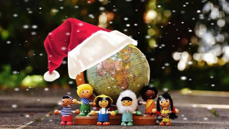 """W sobotę, w ramach cyklu """"Palcem po mapie"""" dzieci poznają kulturę amerykańską (fot. pixabay)"""
