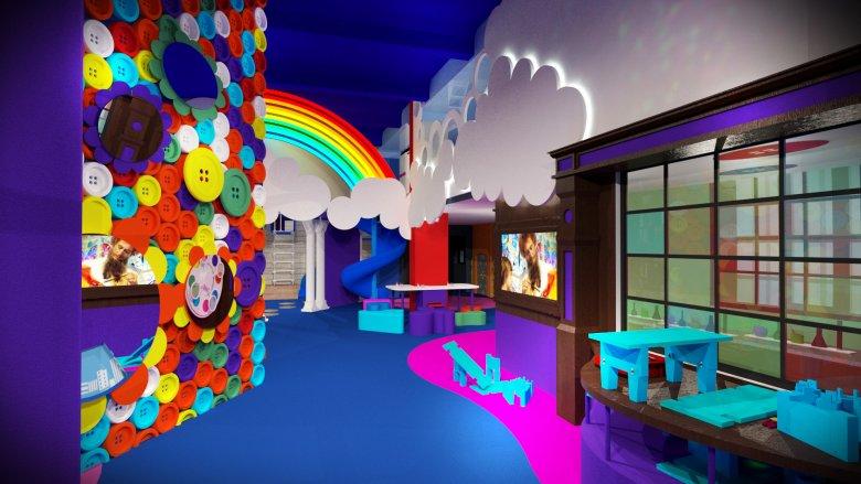 Na ponad 1000 m2 znajdzie się 8 stref tematycznych, a także wystawy stałe akademii Pana Kleksa (fot. mat. organizatora)