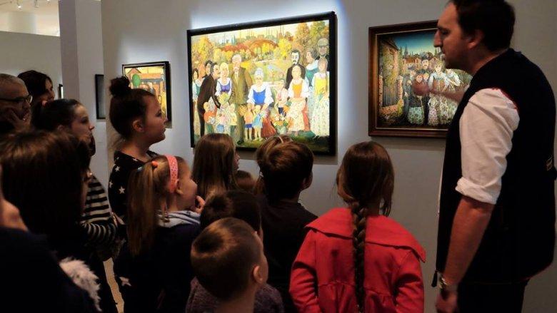 Każde spotkanie to zupełnie inna odsłona śląskiej tradycji (fot. Muzeum Śląskie)
