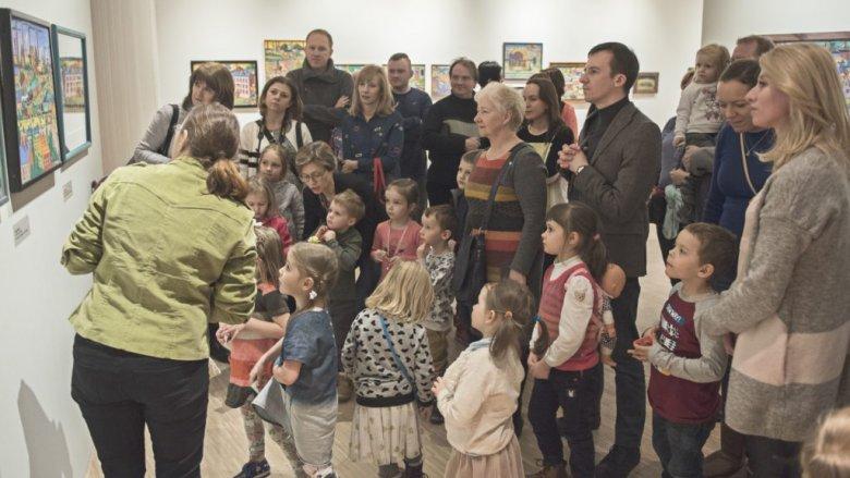 """Kolejne spotkanie z cyklu """"Bajtle godajom w muzeum"""" odbędzei się 16 grudnia (fot. mat. organizatora)"""