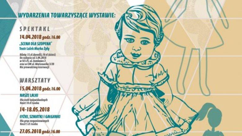 Wystawa lalek to świetny pomysł na rodzinne popołudnie (fot. mat. organizatora)