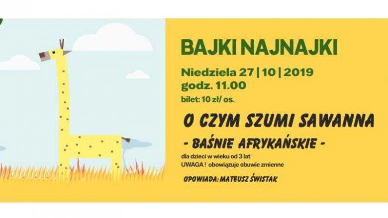 Bajki Najnajki skierowane są do małych dzieci i ich rodzin (fot. mat. organizatora)