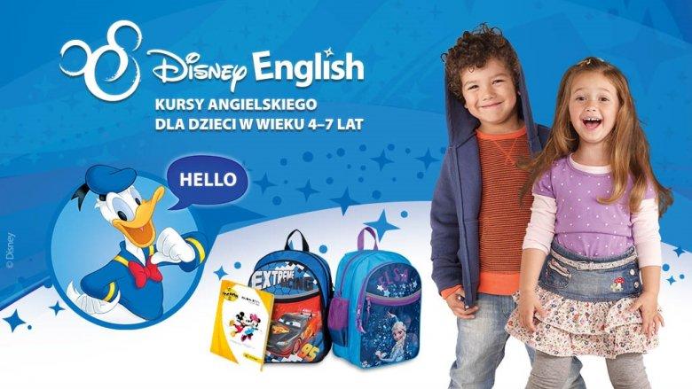 We wrześniu będą się odbywać bezpłane lekcje pokazowe w placówkach Profi-Lingua. Uczestnicy tych zajęć otrzymają zestawy gadżetów Disneya (fot. mat. Profi-Lingua)