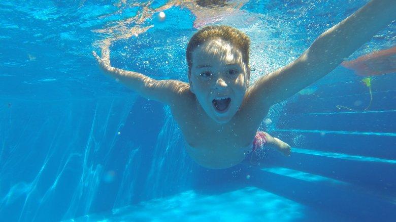 W puli nagród znajdują się m.in. karnety na zajęcia w Szkole Pływania Pro-Sport (fot. mat. Pro-Sport)