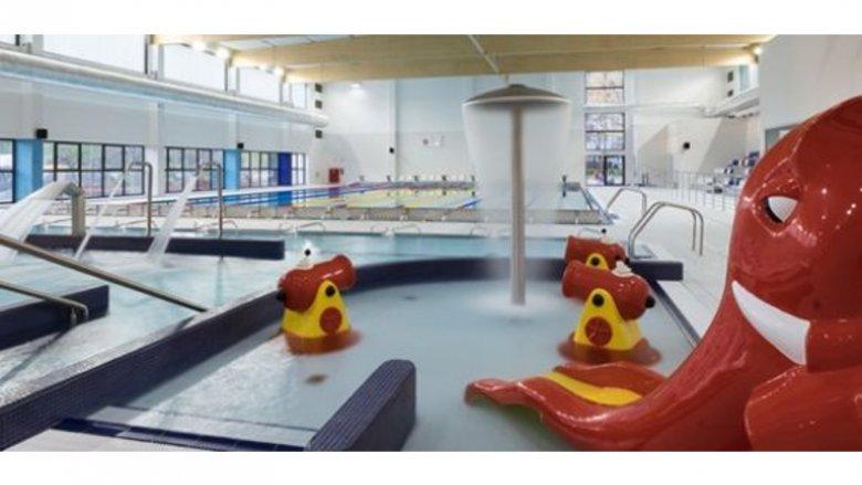 Nowy basen będzie służył uczniom szkoły oraz okolicznym mieszkańcom (fot. mat. organizatora)