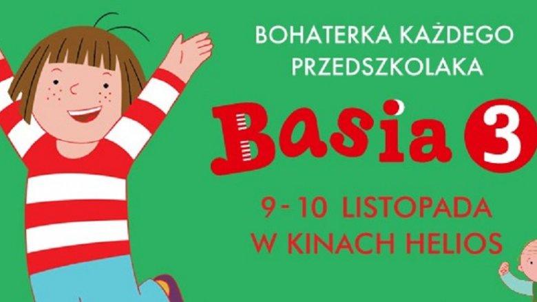 """""""Basia 3"""" to adaptacja książek Zofii Staneckiej i Marianny Oklejak (fot. mat. organizatora)"""