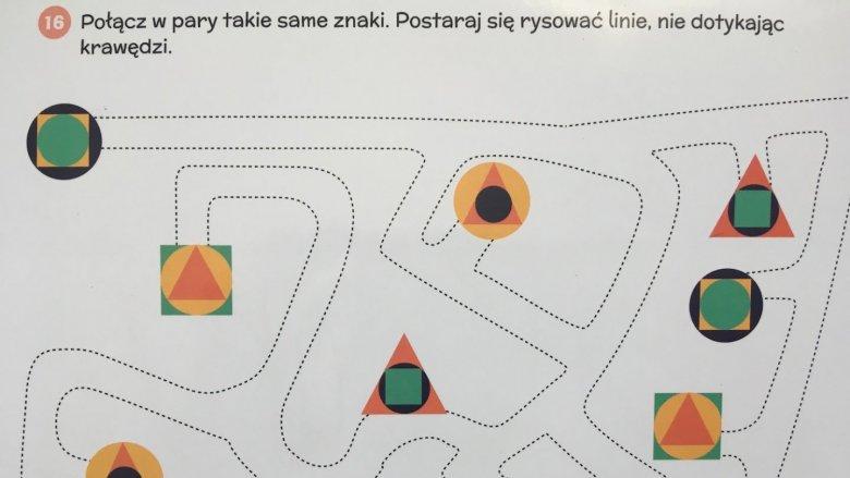 Seria składa się z czterech części. Każda z nich to odmienne zadania stworzone wokół konkretnego motywu przewodniego (fot. Ewelina Zielińska/SilesiaDzieci.pl)
