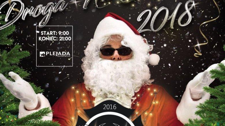 """""""Bezpieczna droga na Święta"""" to ważna akcja organizowana przez OSP w Sosnowcu-Porąbce (fot. mat. organizatora)"""