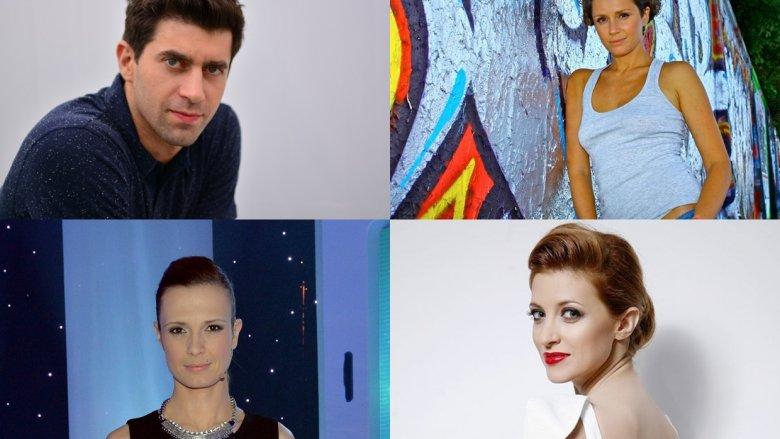 Do akcji przyłączyło się wiele polskich artystów m.in. Monika Mrozowska, Paulina Chylewska, Ada Fijał, Krzysztof Wieszczek (fot. mat. www.bezpiecznedzieckowpodrozy.pl)