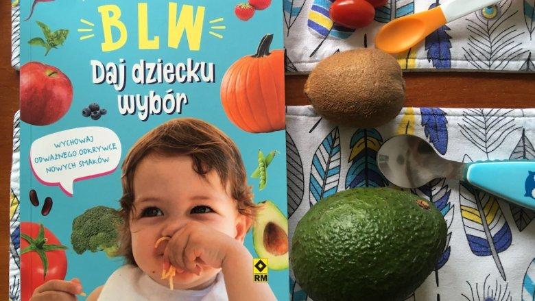 """""""Metoda żywieniowa BLW. Daj dziecku wybór"""" to 50 stron faktów naukowych i praktycznych rad dla początkujących (fot. Ewelina Zielińska/SilesiaDzieci.pl)"""
