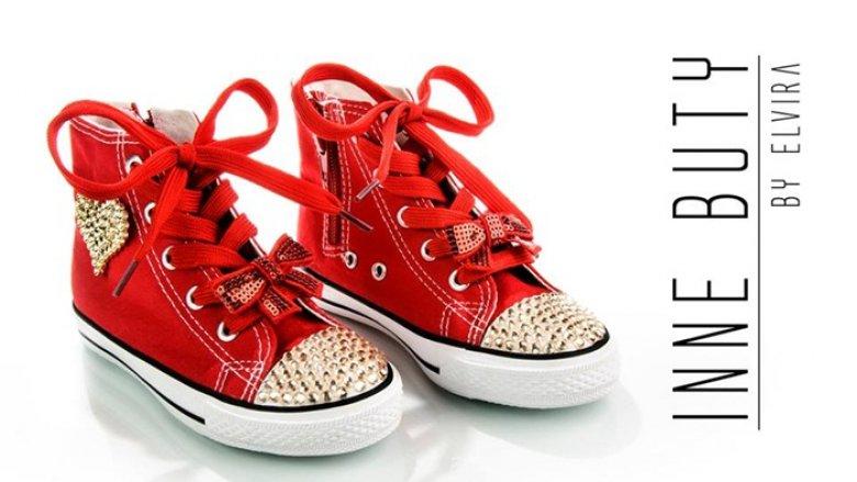 Elwira Suchocka-Śliwińska z każdej, zwykłej pary butów stworzy arcydzieło (fot. archiwum autorki)