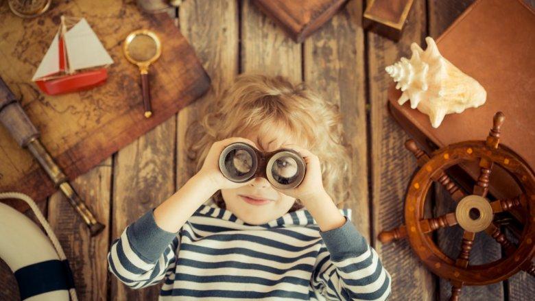 Akademia Twórczego Rozwoju Bystrzak zabierze dzieci w świat... chemii, fizyki i technik pamięciowych (fot. mat. Bystrzak)