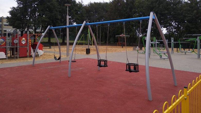 Centrum Frajdy to nowoczesny plac zabaw przystosowany do potrzeb dzieci niepełnosprawnych (fot. mat. organizatora)