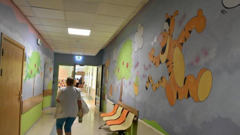 Nowy oddział ma 12 łóżek w czterech salach z łazienkami (fot. mat. Fb Śląskie. Pozytywna energia)