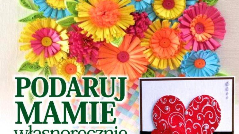 CH Auchan zaprasza na bezpłatne warsztaty tworzenia niespodzianek na Dzień Matki (fot. materiały organizatora)