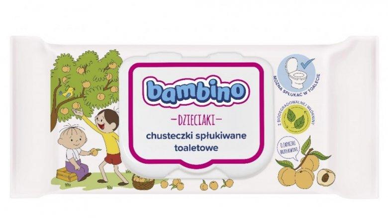 Dobrowolnie wycofano z rynku chusteczki spłukiwane toaletowe o zapachu brzoskiwni (fot. mat. GIS)