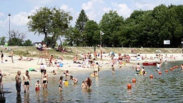 """Kąpielisko """"Czechowice"""" jest już czynne (fot. mat. organizatora)"""
