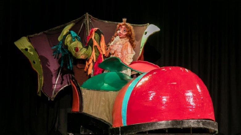 Przedstawienie będzie można zobaczyć w Teatrze Małym w Tychach (fot. mat. organizatora)