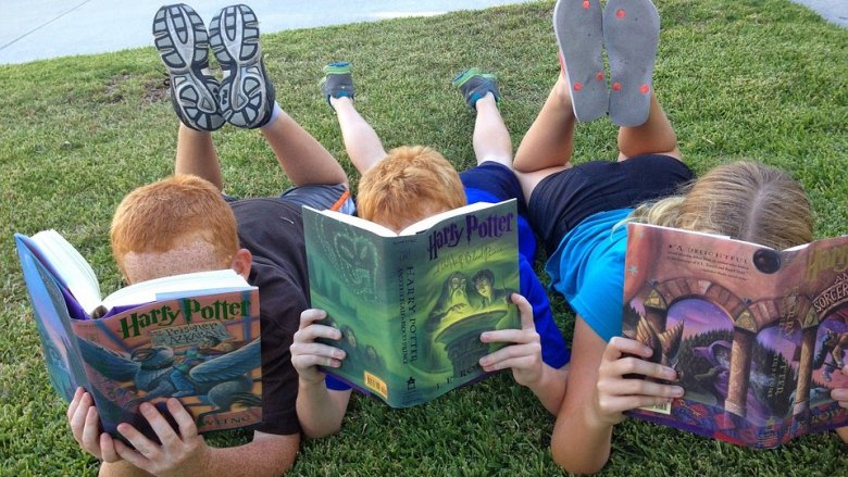 Dobrze jest wpajać dzieciom od najmłodszych lat miłość do książek (fot. mat. organizatora)