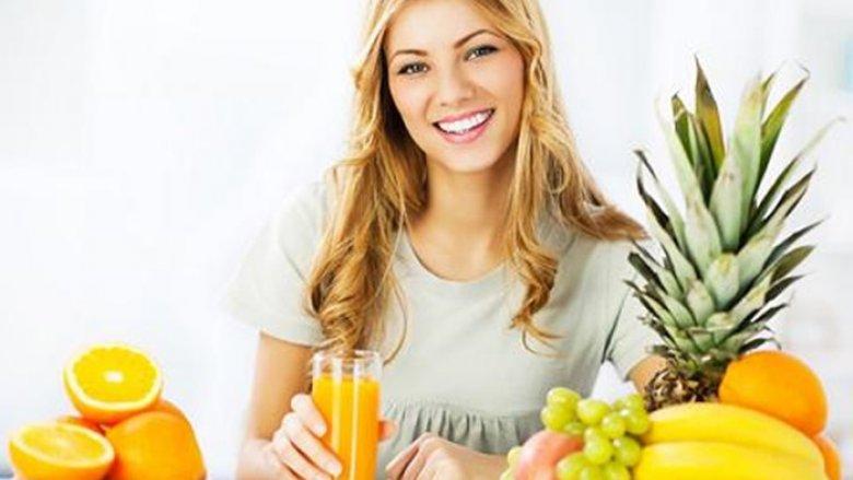 Zdrowe odżywianie jest bardzo ważne szczególnie u kobiet w ciąży i karmiących piersią (fot. foter.com)