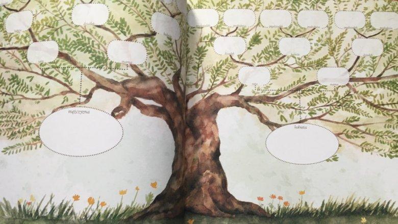Album pozwoli stworzyć rzetelne drzewo genealogiczne rodziny (fot.  Ewelina Zielińska/SilesiaDzieci.pl)