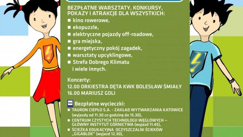 W Mobilnym Centrum Edukacji Ekologicznej dzieci znajdą zabawy, konkursy i ciekawe pokazy (fot. mat. organizatora)
