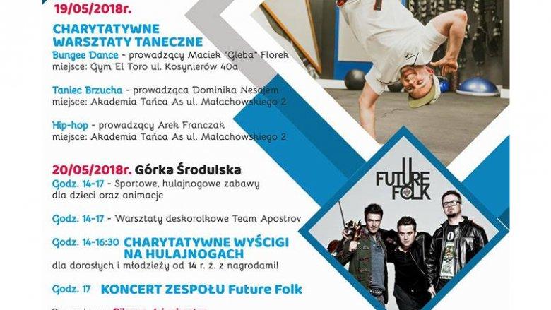 Gwiazdy, warsztaty, koncerty i mnóstwo dobrej zabawy - wszystko po to, by pomóc podopiecznym Fundacji Rób Dobro (fot. mat. organizatora)