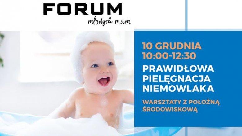 Spotkanie młodych i przyszłych mam odbędzie się 10 grudnia w Scenie Forum (fot. mat. organizatora)