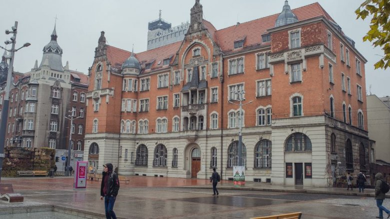 W dawnej siedzibie Muzeum Śląskiego przez 16 dni będzie się wiele działo: od warsztatów przez koncerty i pokazy (fot. mat. organizatora)
