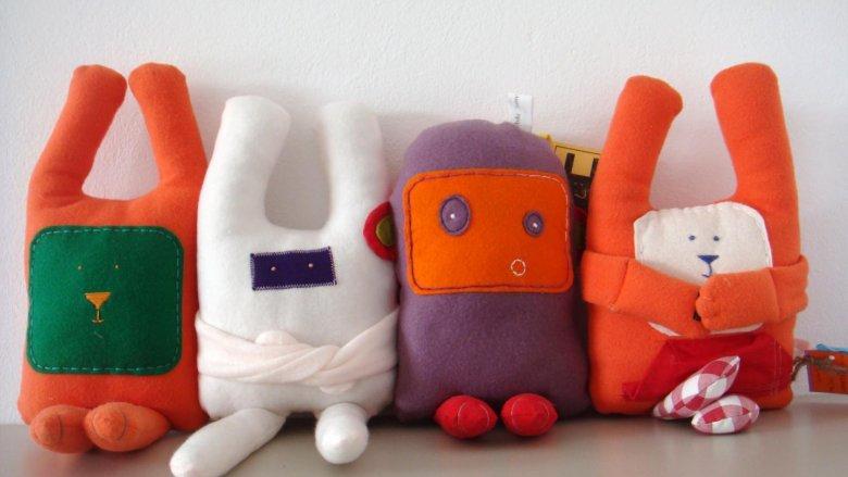 Szumne Beboki są przyjazne, miłe w dotyku, lubią się przytulać i wysłuchiwać trosk (fot. Szumne Beboki)