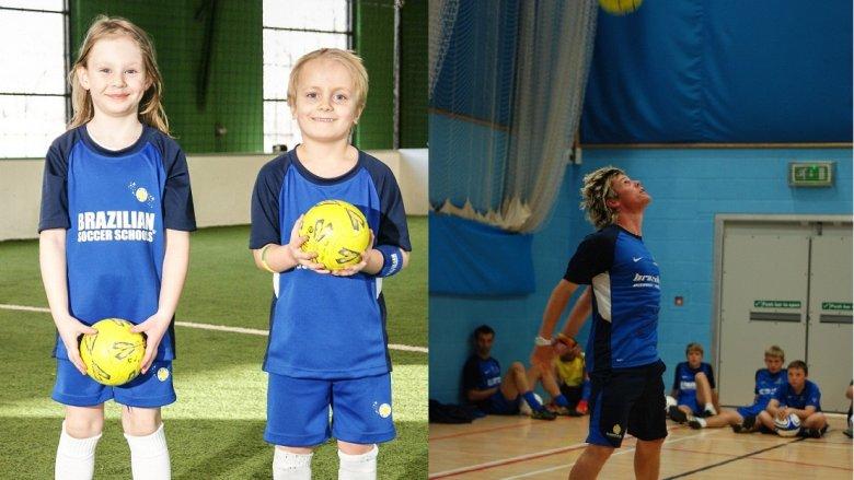 Aktywne sportowe ferie można spędzić z Brazilian Soccer Schools (fot. mat. BSS)