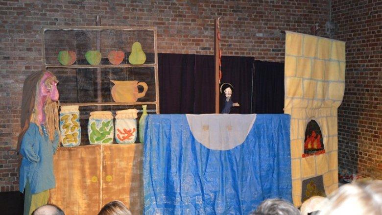"""""""Morskie opowieści kapitana Guliwera"""" to jedna z propozycji Podwieczorków Teatralnych Teatru Gry i Ludzie (fot. alex)"""
