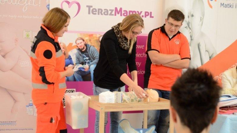 Spotkanie dla przyszłych mam poprowadzą specjaliści ze Śląskiego Instytutu Matki i Noworodka w Chorzowie (fot. terazmamy.pl)